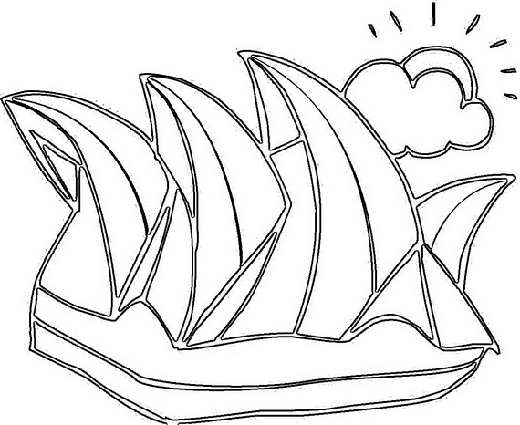 australia day coloring pages 15 coloring kids