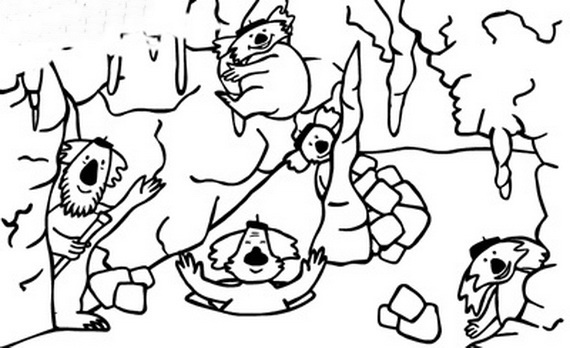 Australia Day Coloring Pages (3)