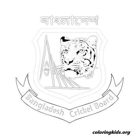BangladeshTeamCricketLogo