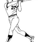 Baseball Coloring Pages (5)