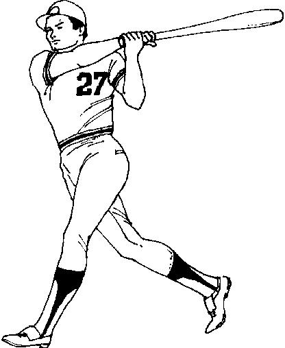 baseball coloring pages 5 coloring kids