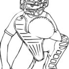 Baseball Coloring Pages (6)