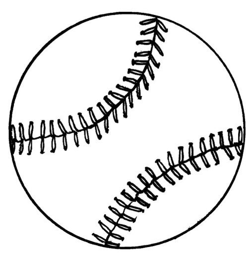 Baseball Coloring Pages 7 Coloring