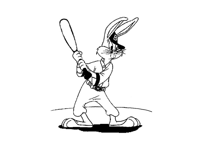 Baseball Coloring Pages (8) | Coloring Kids