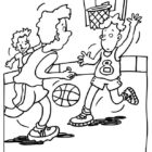 Basketball Coloring Pages (2)