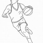 Basketball Coloring Pages (6)