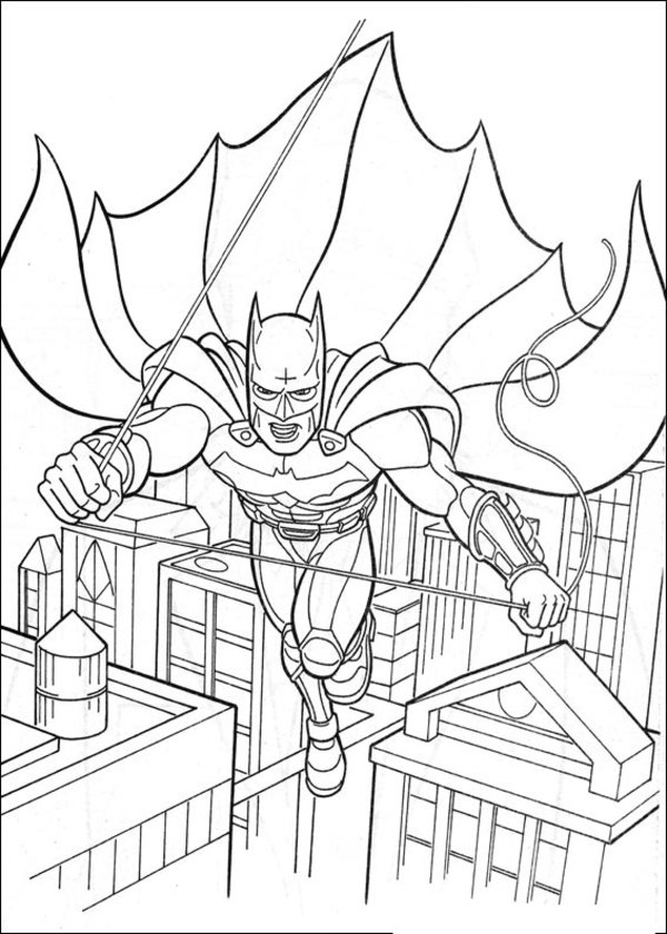 Batman Coloring Pages (10)
