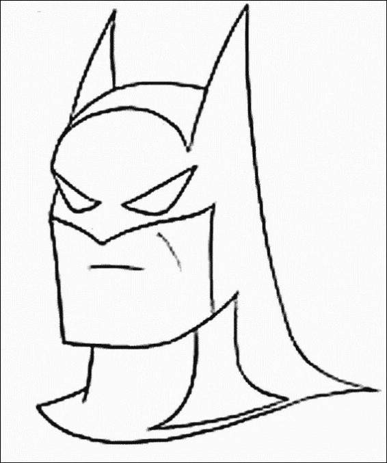 Batman Coloring Pages (5)
