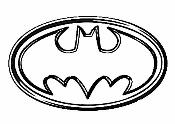 Batman Coloring Pages 7