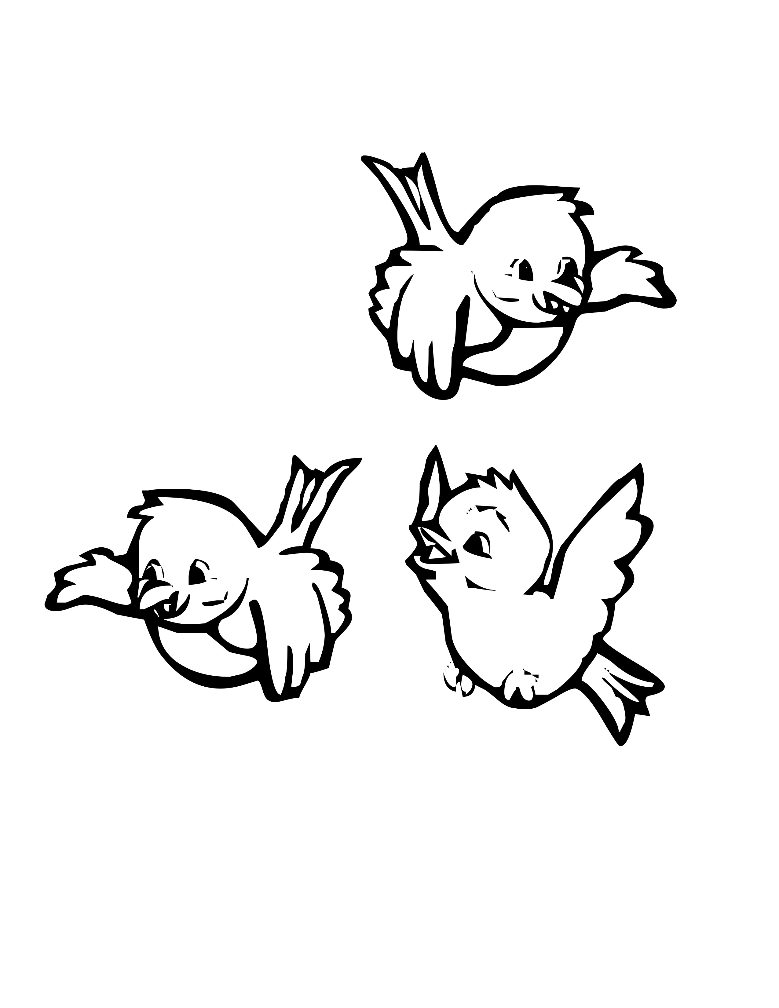 kids coloring pages birds - photo#15