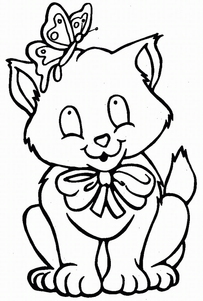 Cartoon Coloring Pages (20)