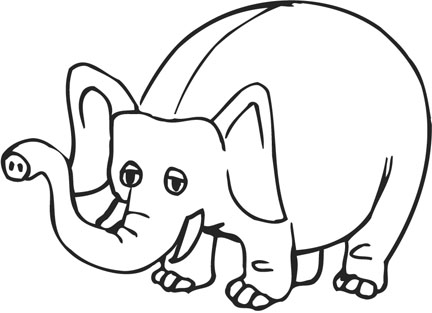 cartoon coloring pages - Cartoon Coloring Pages