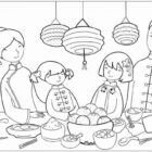 Chinese new year colors | coloring pages for adults,coloring pages ...