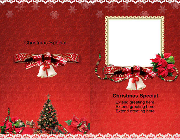 christmas cards templates 10 coloring kids
