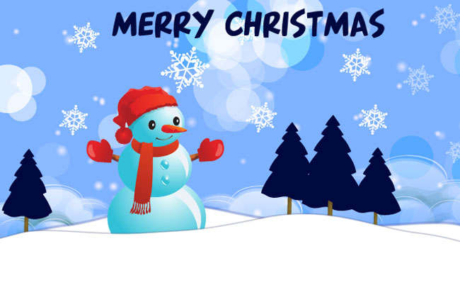 Christmas Card Template For Kids Free Kids Christmas Cards