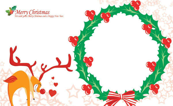 Christmas cards templates 12 coloring kids for Christmas templates free download