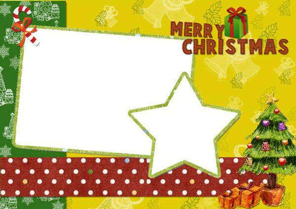 Christmas Cards Templates (14) - Coloring Kids