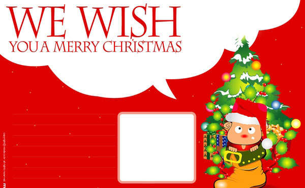 Christmas Cards Templates (3)