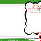 christmas cards templates 4 140x140 Christmas Coloring Cards