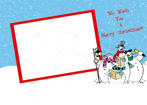 Christmas Cards Templates (7)