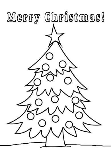 Christmas Coloring Cards (1)