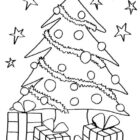 Christmas Coloring Cards Design Ideas (8)
