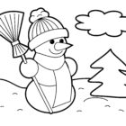 Christmas Coloring Pages (1)