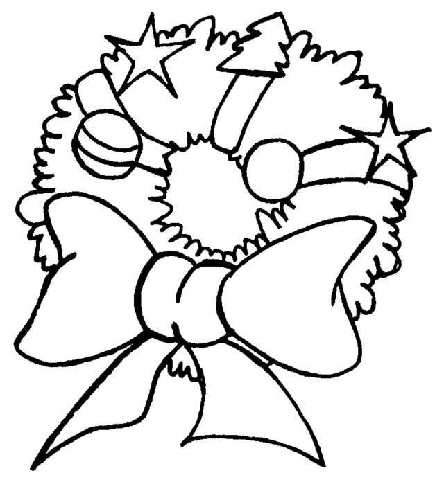 Christmas Coloring Pages 4