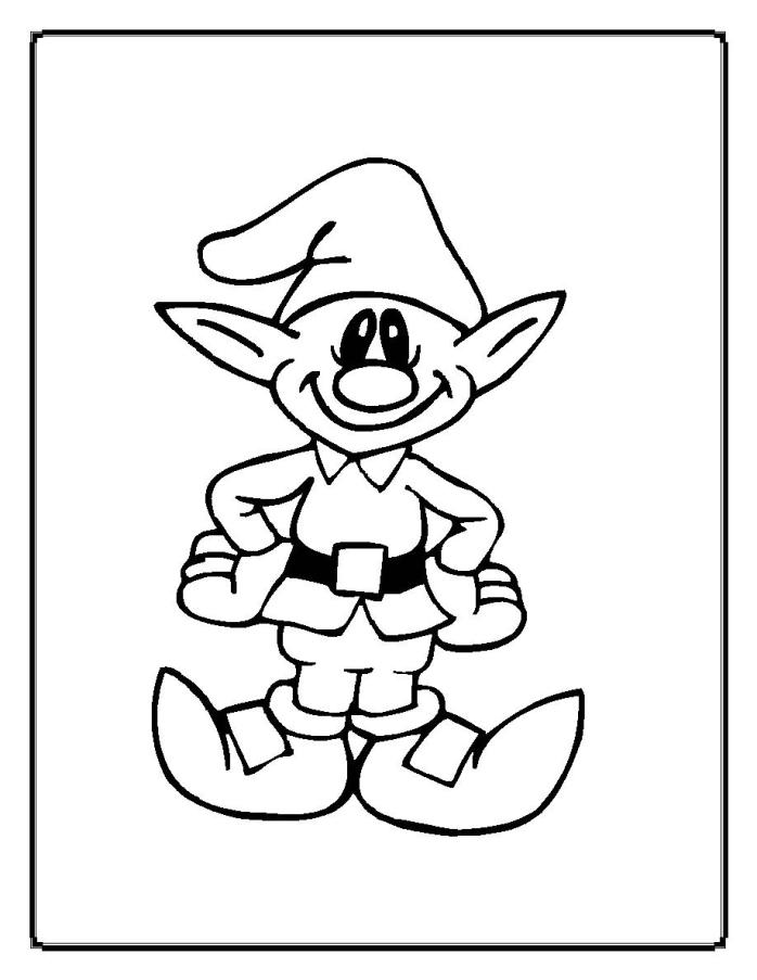 download christmas coloring pages 6