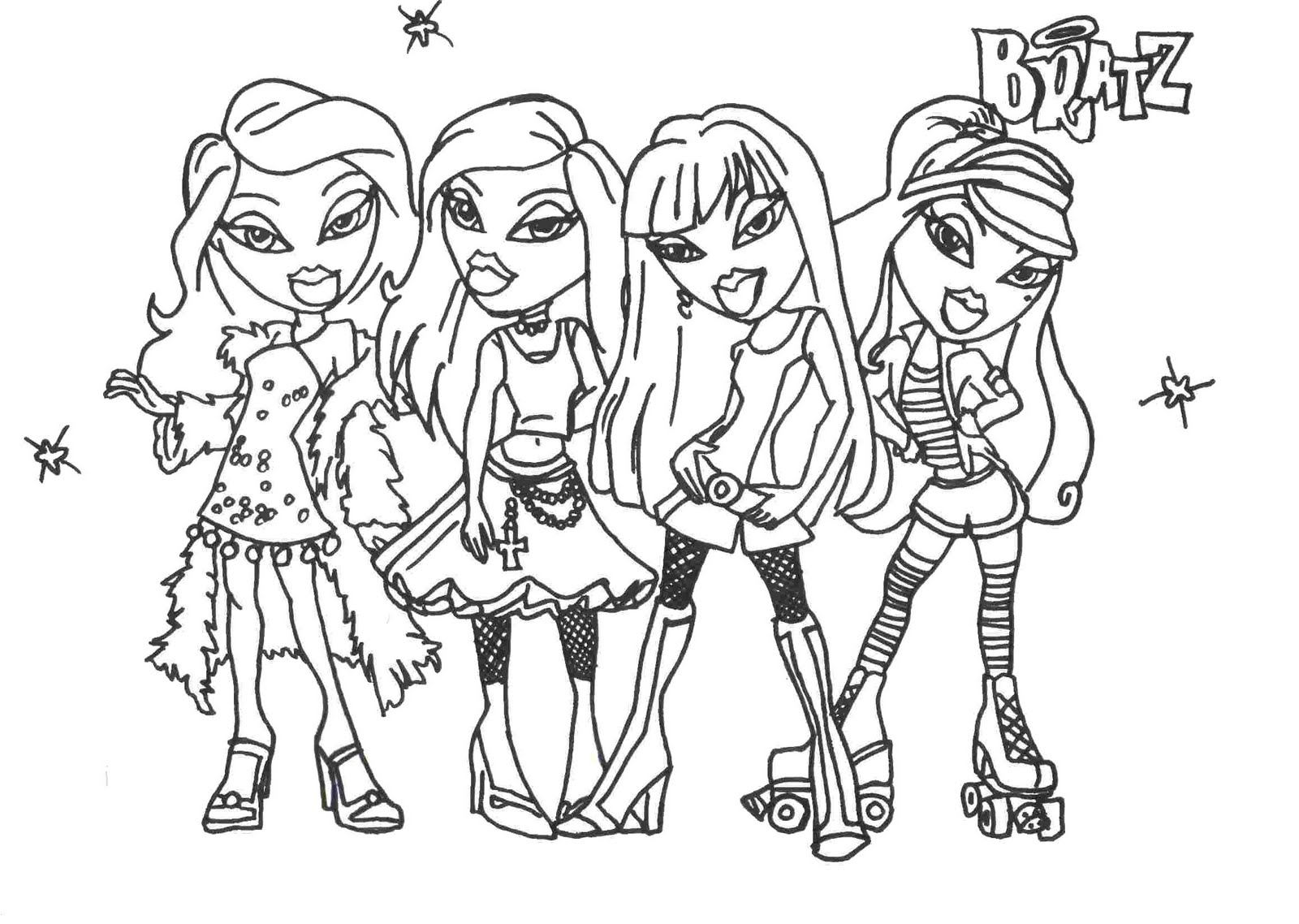 Coloring Pages For Girls 8
