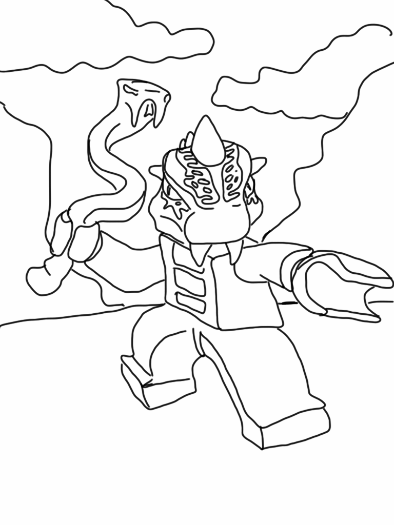 Coloring-Pages-Ninjago