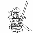 Coloring-Pages-of-Ninjago