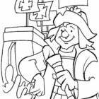 Columbus Day Coloring Pages (10)