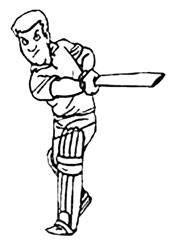Cricket Coloring Pages 2 Coloring