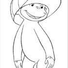 Curiose George Coloring Pages (2)