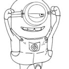 despicable me coloring pages 2 140x140 Despicable Me Coloring Pages