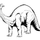 dinosaur coloring pages 8 140x140 Dinosaur Coloring Pages