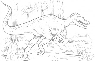 Dinosaur Coloring Pages (9)