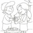 Diwali Coloring Pages (11)