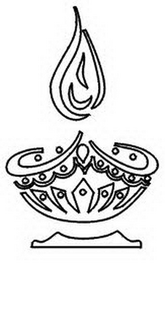 Diwali Coloring Pages 14 Coloring Kids