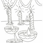Diwali Coloring Pages (16)