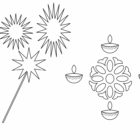Diwali Coloring Pages (3)