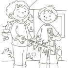 Diwali Coloring Pages (7)