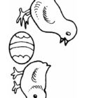 easter coloring pages 11 140x140 Easter Coloring Pages