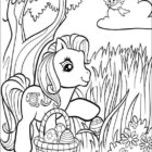 easter coloring pages 12 140x140 Easter Coloring Pages