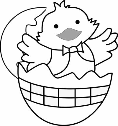 download easter coloring pages 13 - Easter Color Pages