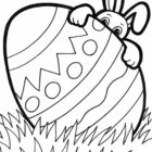 easter coloring pages 17 140x140 Easter Coloring Pages