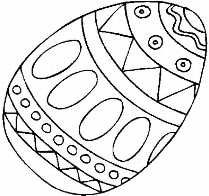 Download Easter Coloring Pages 23