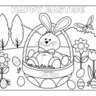easter coloring pages 3 140x140 Easter Coloring Pages