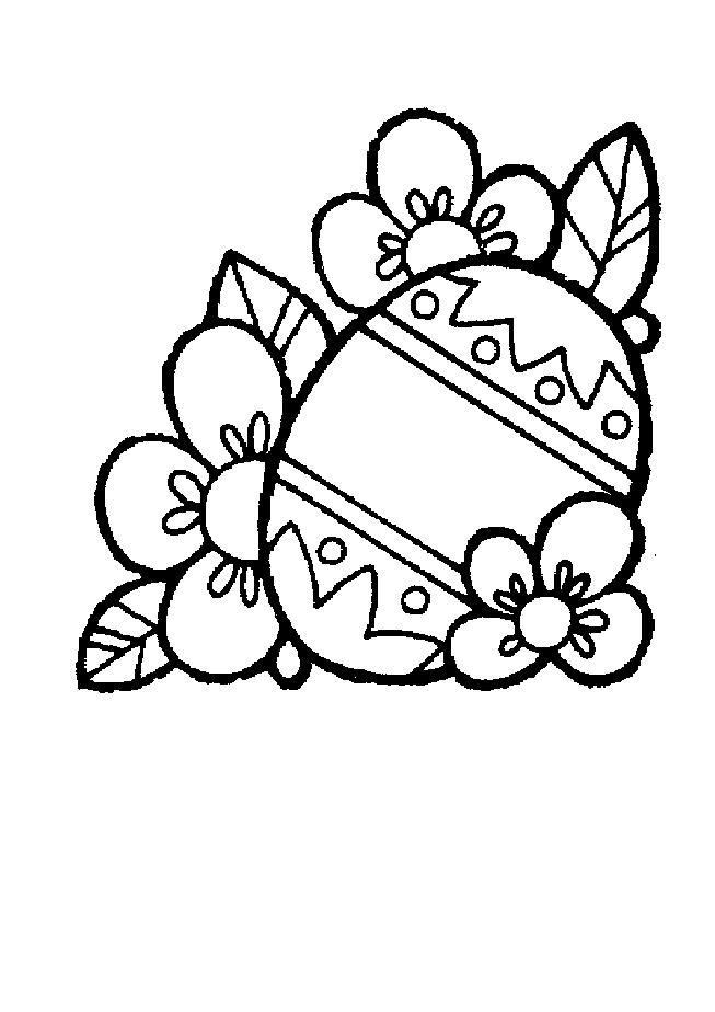 Easter Coloring Pages (4)